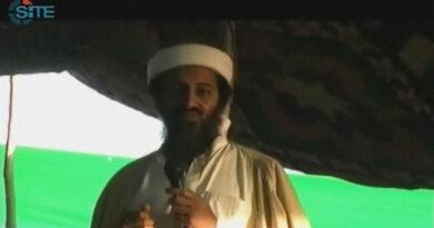 Extinto líder de Al Qaeda, Osama bin Laden, fue encontrado gracias a la ropa que su familia colgaba a secar