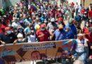 Enrumbado a la victoria Andrés Eloy Méndez cerró campaña en Fundabarrios