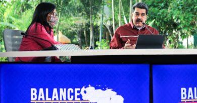 Maduro anunció que detectaron cuatro nuevos casos de la variante delta en Venezuela