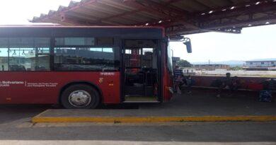 Consideran exagerado el pasaje en Transfalcón desde Coro hasta la Sierra