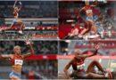 Yulimar Rojas cumplió y ganó el oro con récord mundial