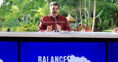 Maduro denuncia una «campaña de odio» contra los atletas venezolanos