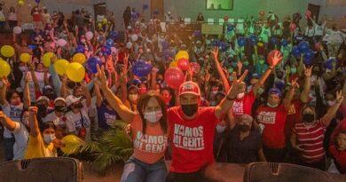 Mujeres respaldan a Andrés Maldonado a la alcaldía de Carirubana