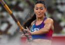 Robeylis Peinado clasificó a la final del salto con pértiga en los Juegos de Tokio