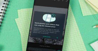 WhatsApp lanza nueva función que permite enviar fotos y videos que desaparecen tras ser vistos