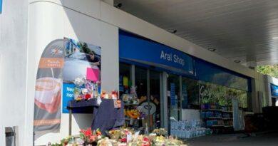 Conmoción en Alemania por asesinato de joven que pidió a su cliente que usara mascarilla