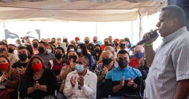 Organizan maquinaria de movilización en Carirubana