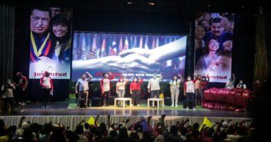 La Juventud de Falcón celebra sus 13 años junto a su candidato Víctor Clark