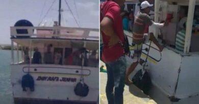 Los Roques: Sube cifra de rescatados de la embarcación Don Rafa Junior