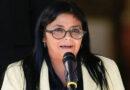"""Delcy Rodríguez denuncia que """"cadenas de ataques cibernéticos"""" al Banco de Venezuela se planeó desde EEUU"""