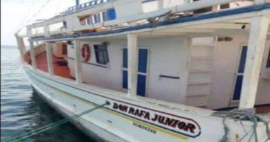 Rescatistas piden apoyo para hallar a tripulantes de «Don Rafa Junior»