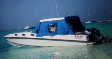 ONSA informó culminación de labores de búsqueda de la embarcación Thor