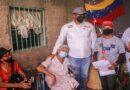 Más de 2 mil 500 familias beneficiadas con jornada en Carirubana